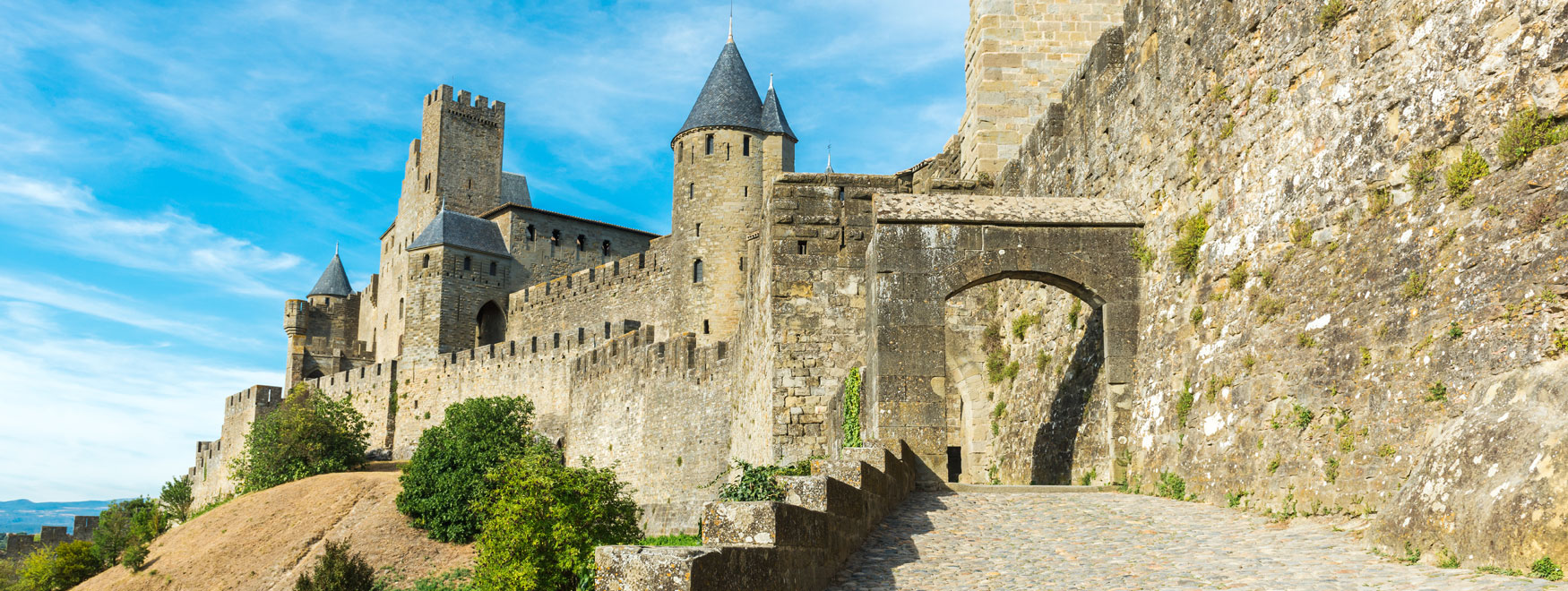Excursion to Carcassonne
