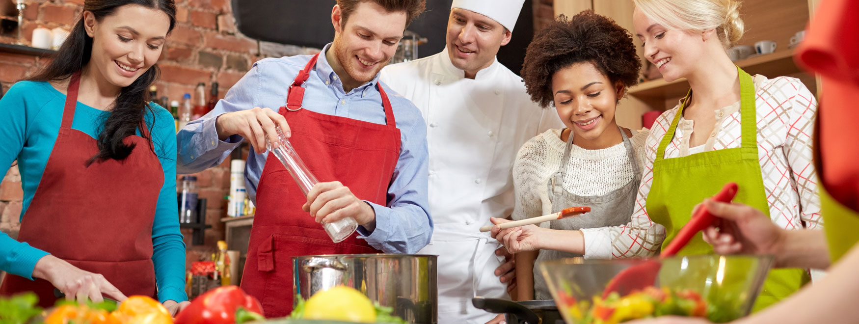 French Standard Course and Cooking Classes in Montpellier