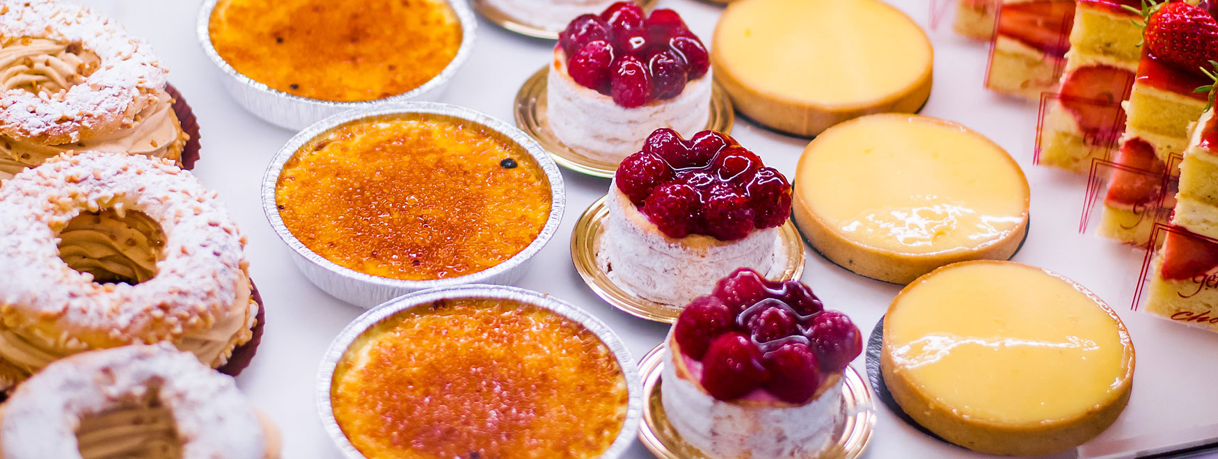 Workshop for Tasting French Pastries