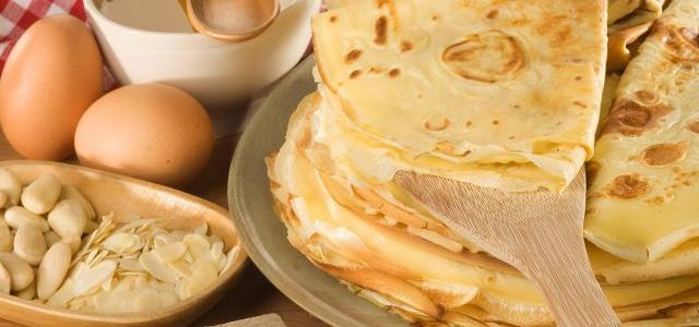 Today is Crêpe Day in France