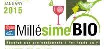 Salon Mondial du Vin Bio Montpellier