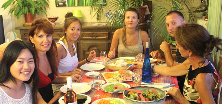 The French Immersion Experience - Why Stay With a Host Family?
