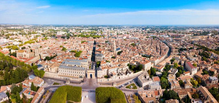 Sprachreise nach Frankreich - Eine Tour durch die Stadt mit EasyFrench Montpellier