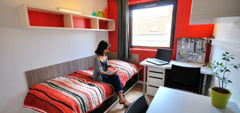 Residencia de Estudiantes para una Estancia de Inmersión Lingüística en Montpellier