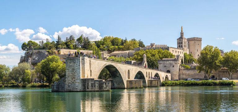 Un Famoso Puente en Francia