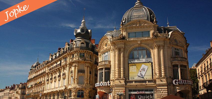Montpellier: de Plek voor Internationale Studenten