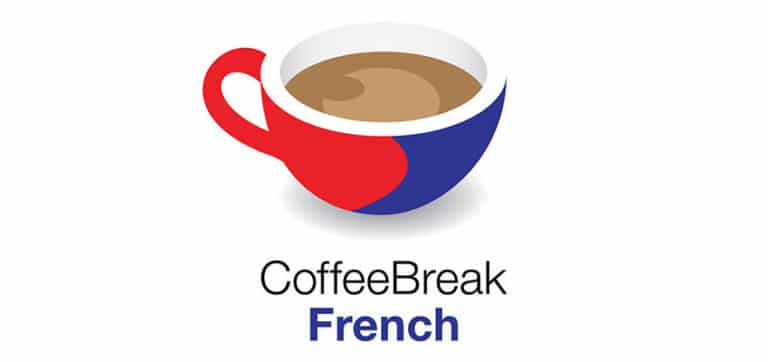 Coffee Break Podcast for Relaxed French Learning
