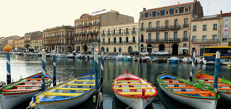 Visit Sète During Your French Language Stay in Montpellier